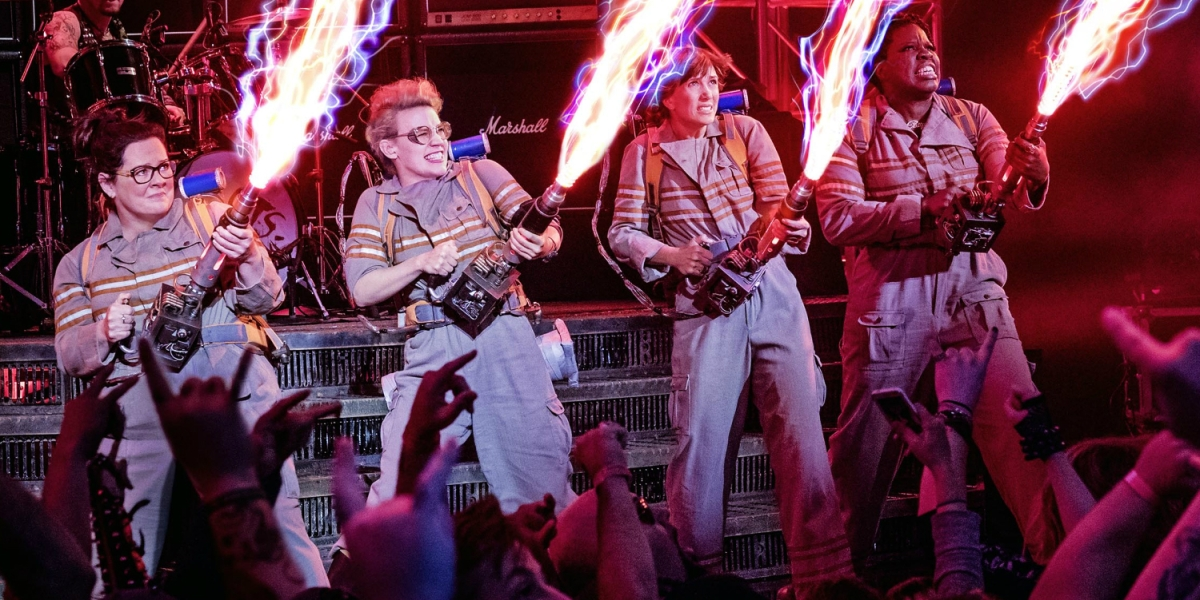 REVIEW: 'Ghostbusters' (2016)