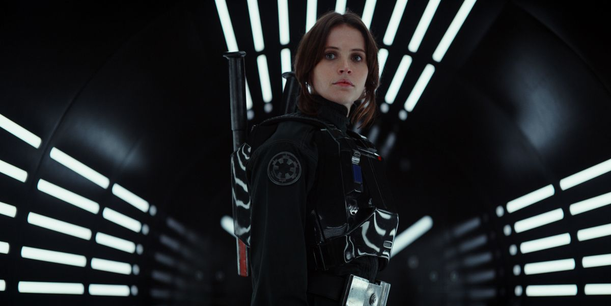 UNFILTERED THOUGHTS:  'Rogue One: A Star Wars Story'(2016)
